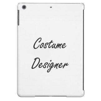 Kostüm-Designer-künstlerischer Job-Entwurf iPad Air Hülle