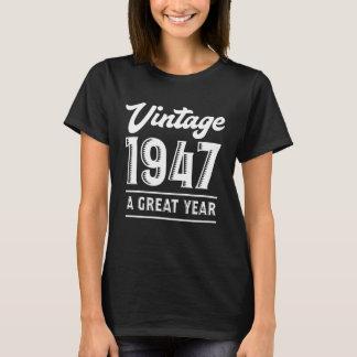 Kostüm für 71. Geburtstags-Geschenk T-Shirt