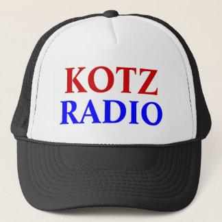 KOTZ RADIO TRUCKERKAPPE