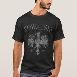 Kowalski polnisches Eagle T-Shirt