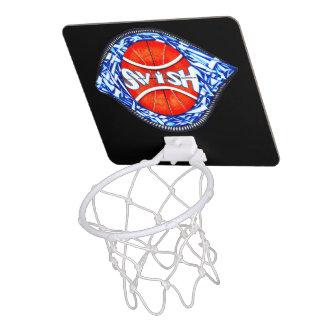 KP einzigartiger Swish Mini Basketball Ring
