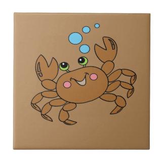 Krabbe 3 fliese