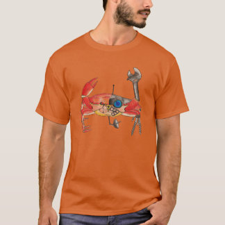 Krabbe-Bot T-Shirt