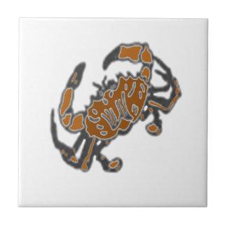 Krabbe Fliese