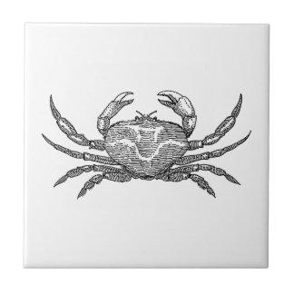 Krabbe Keramikfliese