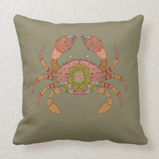 Krabbe Kissen