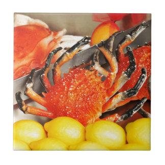 Krabben Keramikfliese