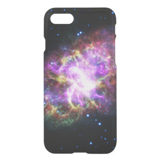 Krabben-Nebelfleck - das schöne Universum iPhone 7 Hülle
