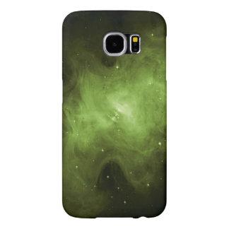 Krabben-Nebelfleck, Supernova-Rest, grünes Licht