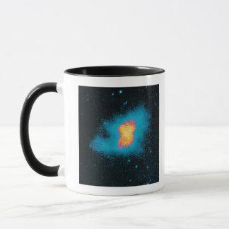 Krabben-Nebelfleck-Supernova Tasse