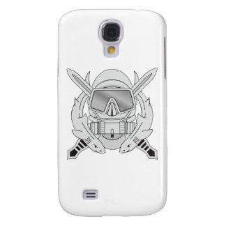 Kraft-Taucher-Emblem Galaxy S4 Hülle