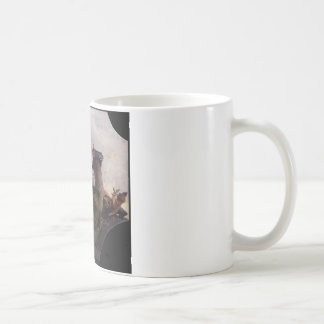 Kraft und Gerechtigkeit durch Giovanni Battista Kaffeetasse