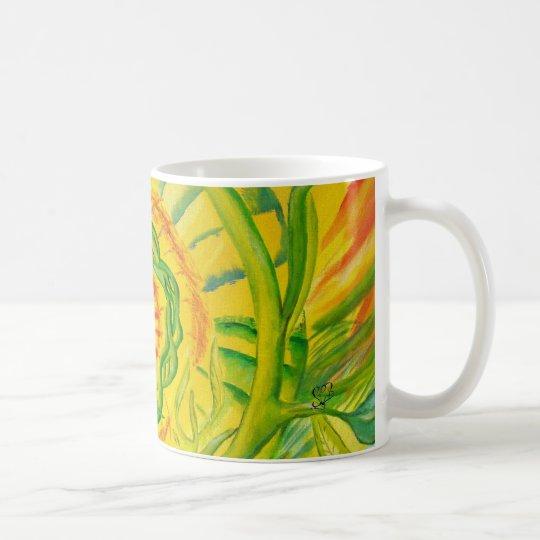 Kräfte entfalten kaffeetasse