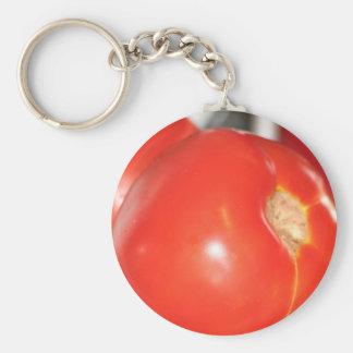 Kräftiges Tomaters keychain Schlüsselanhänger