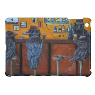 Krähen-Bar iPad Mini Hülle