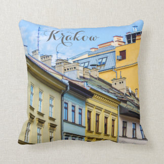 Krakau, PolandOld Wohnungsebenen, schönes Kissen