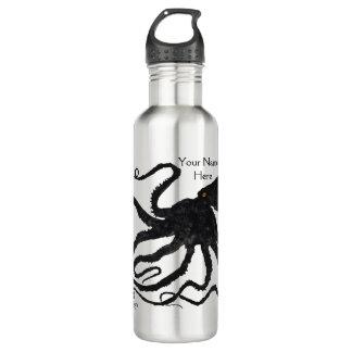 Krake 6 - 24 Unze. Wasser-Flasche Trinkflasche