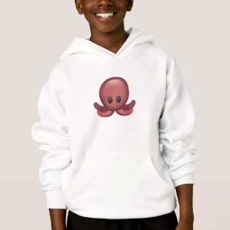 Krake Emoji Hoodie