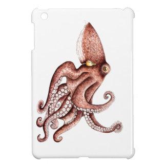 Krake - Octopus vulgaris iPad Mini Hülle