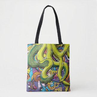 Kraken-Angriff Tasche