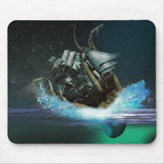 Kraken Angriffs-Mausunterlage Mousepad