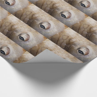 Kraken-Auge Geschenkpapier