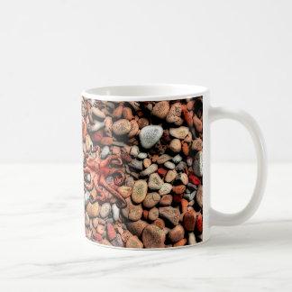 Kraken-Kiesel Kaffeetasse
