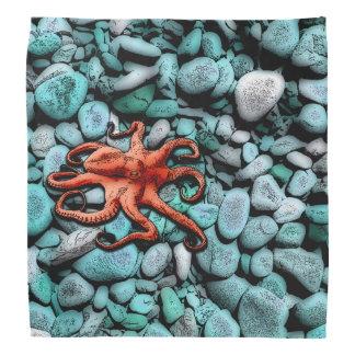 Kraken-KieselBandana Kopftuch