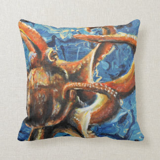 Kraken-Kissen Kissen