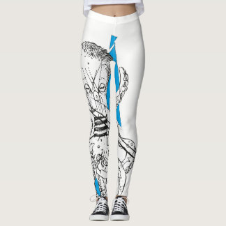 Kraken Octopus Leggins