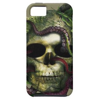 Kraken-Schädel-Schmutz Etui Fürs iPhone 5