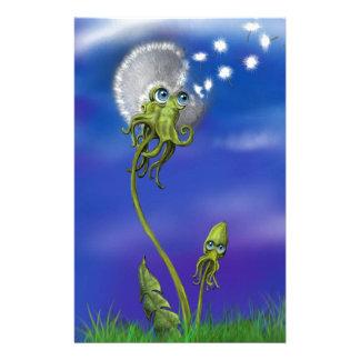 Kraken-Träume Briefpapier