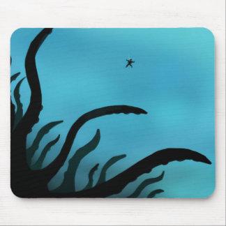 Kraken vom tiefen mousepad
