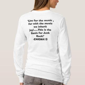 Kram der Felsen! ENIGMA13 T-Shirt
