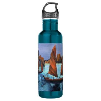 Kram in der absteigenden Drache-Bucht Edelstahlflasche