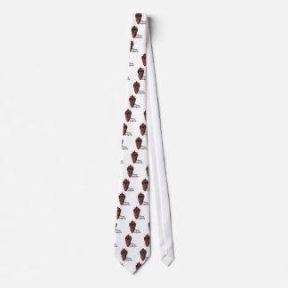 krampus frohe Weihnachten Krawatte
