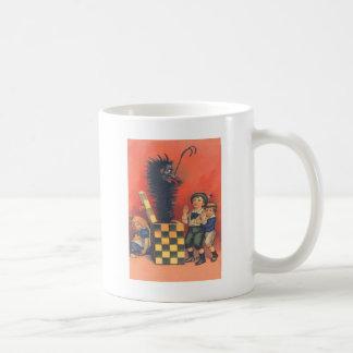 Krampus Jack-In-EIN-Box Kaffeetasse