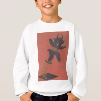 Krampus Jack-In-EIN-Box Sweatshirt