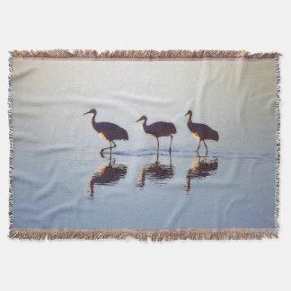 Kran-Vogel-Wurfs-Decke Decke