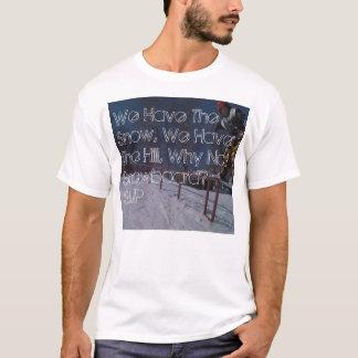 Kranbalkenpark mit sieben Hügeln T-Shirt