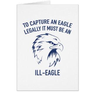 Krank-Eagle Karte