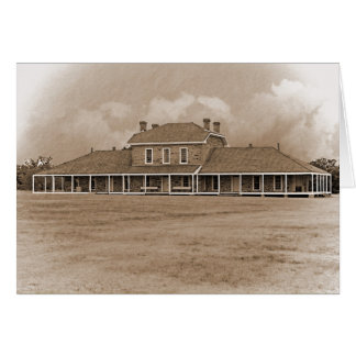 Krankenhaus an ft. Richardson Texas Karte