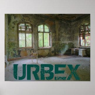 Krankenhaus Beelitz 01.0.2, URBEX, verlorene Poster
