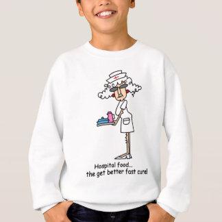 Krankenhaus-Nahrung! Sweatshirt