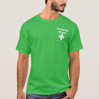 Krankenhaus-Staphylo (weiß) T-Shirt