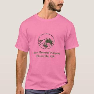 Krankenhauslogo, Gewerkschafts-General T-Shirt
