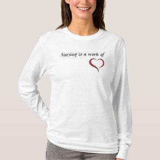 Krankenpflege-Karriere-Shirt T-Shirt