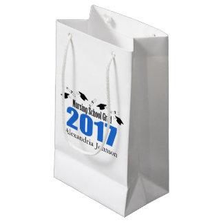 Krankenpflege-SchulAbschluss-Geschenk-Tasche 2017 Kleine Geschenktüte