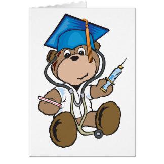 Krankenschwester-Abschluss-Geschenke u. Karte