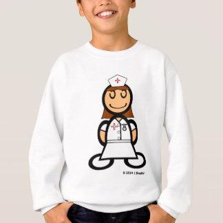 Krankenschwester (einfach) sweatshirt